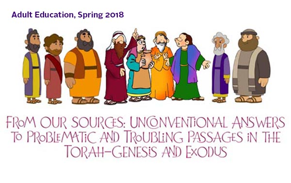 Adult Education, Spring 2018