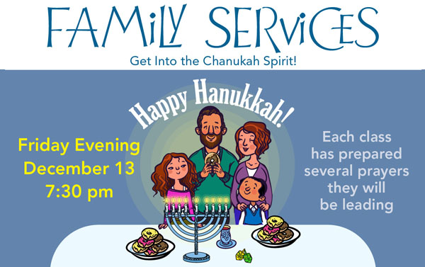Chanukah Family Services