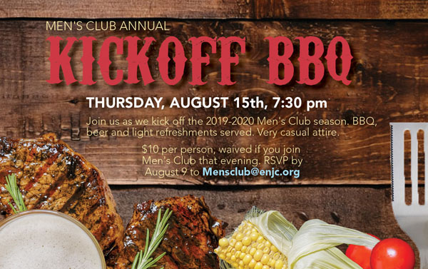 Men's Club Kickoff