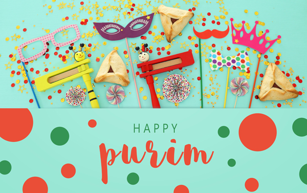 Purim Celebration at the ENJC