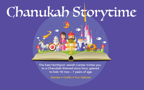 Chanukah Story Hour for Kids