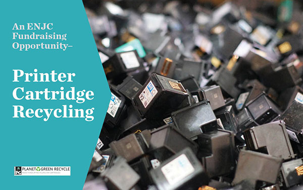 Help ENJC by Recycling Your Printer Cartridges